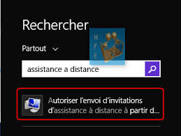 bureau distance windows 8 demander une assistance à distance via windows 8 et 8 1 astuces