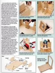 Making Wooden Toy Garage by Wooden Castle Plans Wooden Toy Plans Home Pinterest Toys