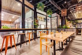hurricane u0027s express restaurant by nufurn u0026 giant design sydney