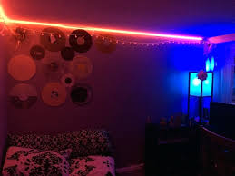 black light bedroom wall arts neon neon lighting black light lighting vinyl wall