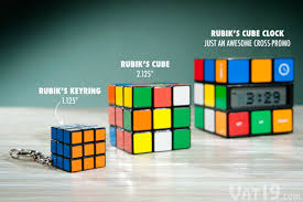 rubik s rubik s cube keyring a fully functional rubik s cube on your