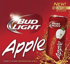 bud light flavors bud light apple launches exclusively in peach state