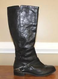 ugg womens boots knee high ugg womens boots sz 7 channing ii black leather ankle harness knee