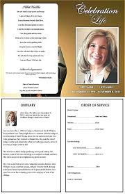 template funeral program template funeral program template word templates memorial cards
