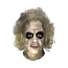 Halloween Costumes Mask 25 Beetlejuice Mask Ideas Beetlejuice