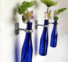 Wall Mounted Glass Flower Vases Wonderful Flowers Vases Designs Decorating Kopyok Interior