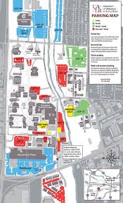 Miami Dade North Campus Map by Uark Parking Map My Blog