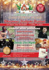 granite belt christmas where memories are made and traditions