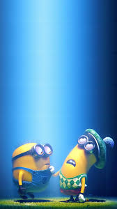 iphone wallpaper halloween 2014 halloween minions iphone 6 plus wallpaper blue sky