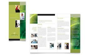 tri fold brochure template download corporate tri fold brochure