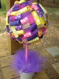 How To Make Ribbon Topiary Centerpieces by 104 Best Topiary Images On Pinterest Topiaries Centerpieces And