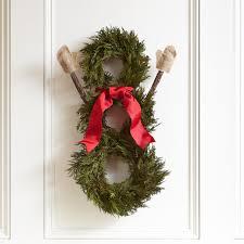 20 winter wreaths u0026 door decorations you can display all season