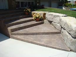 Stamped Concrete Patio Diy Stamped Concrete Patios Sidewalks And Driveways Lester Contracting