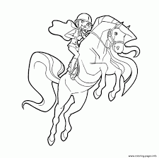 cartoon horse s for girls free103f coloring pages printable