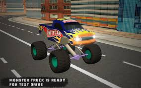 monster trucks crash videos monster truck mechanic garage android apps on google play