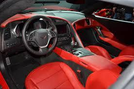 1989 Corvette Interior Something Wicked This Way Comes The 2014 C7 Corvette Stingray Is