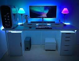 Pc Gaming Desks Computer Desk For Gaming Catchy Gaming Computer Desk Setup