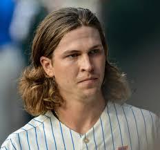 baseball hair styles celebrities guys long hair