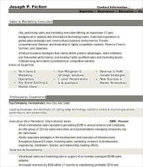 An Elite Resume Free Marketing Resume Templates 26 Free Word Pdf Documents