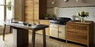 cuisine avec gaziniere cuisinière aga masterchef xl90 le nouvel atout prix de gamme de