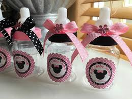 minnie mouse baby shower favors 12 small 3 5 minnie and mickey mouse baby shower favors