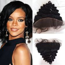 cheap shipping free 3 parts brazilian hair lace frontal closure