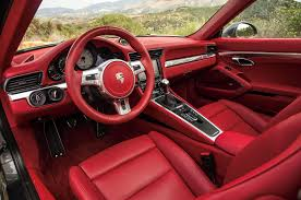 Porsche 911 Interior - porsche macan red interior google search bikes vehicles
