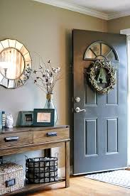 Decorating A New Build Home Best 20 Front Hall Decor Ideas On Pinterest Front Entrance