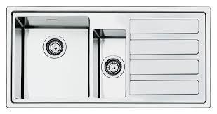 Smeg Kitchen Sink Smeg Mira 1 5 Bowl Stainless Steel Sink Ld102 2