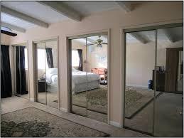 mirror closet doors for bedrooms contemporary closet doors for bedrooms glamorous closet door