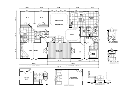 quadruple wide mobile home floor plans 5 bedroom 3 bathrooms