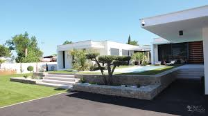 amenagement jardin moderne occi u0027jardin paysagiste à béziers aménagement et entretien de