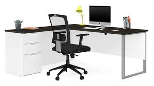 Bestar Connexion L Shaped Desk Office Furniture 1 800 460 0858 Trusted 30 Years Experience