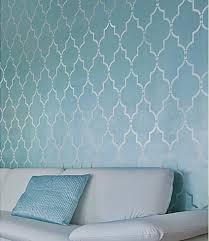 stencils for home decor home decor wall stencils modern new york by janna makaeva