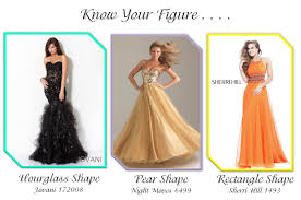 selecting the right dress for your body type