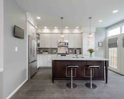 white kitchen cabinets with grey walls gray wall white cabinet houzz
