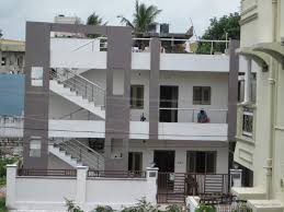 House Elevation Designs For Ground Floor Two Floor Building Outer Elevation Designs India Latest Home