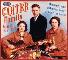 Carter Family The Carter Family Vol 2 1935 1941 Amazon Com