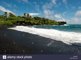 Black Sand Beaches Maui by August Challenge On The Beach Let U0027s Talk About Pics Alamy