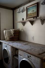 Decorating Ideas For Laundry Rooms 40 Rustic Farmhouse Laundry Room Decor Ideas Decoremodel