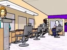 Interior Design For Ladies Beauty Parlour Beauty Salon Proposed Interior Design In Mumbai Youtube