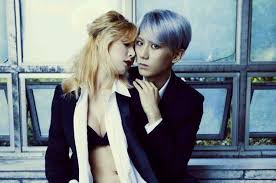 k pop js hyuna trouble maker photoshoot hyuna poses in bra underwear in trouble maker comeback photo