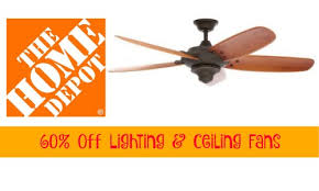 home depot black friday 2016 why was ad pulled home depot deal 60 off lighting u0026 ceiling fans southern savers