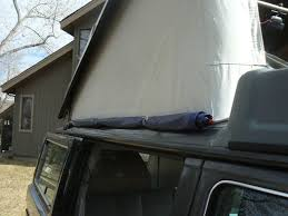 Westfalia Awning For Sale Thesamba Attach Small 5x7 Awning To Pop Top Roll And Tie To