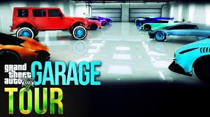 gta 5 online garage tour best of top 5 customs paint jobs gta