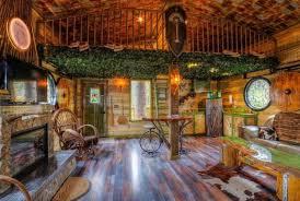 hobbit home interior tree house interior hobbit tree house design bringing into
