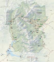 Map Of Usa With Time Zones by Brochures Rocky Mountain National Park U S National Park Service