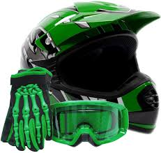 motocross gear combos amazon com youth offroad gear combo helmet gloves goggles dot