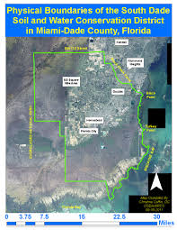 Homestead Fl Map Miami Dade County 2018 South Dade Soil And Water Conservation