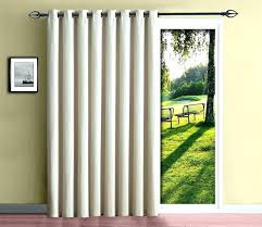 Curtains On Sliding Glass Doors Curtains Sliding Glass Doors With Blinds Faga Info